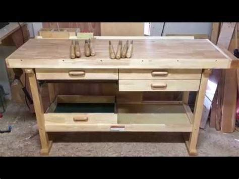 windsor design harbor freight workbench review  youtube