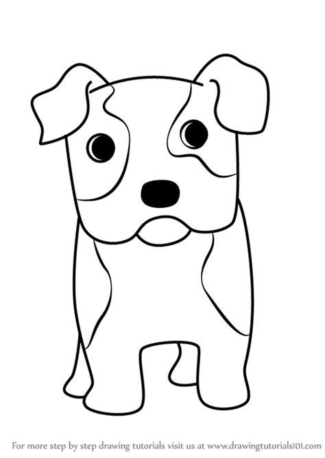 learn   draw  bulldog  kids animals  kids step  step drawing tutorials