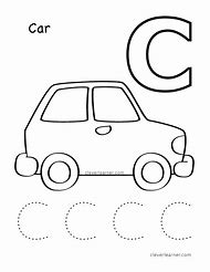 Best Letter C Coloring Pages Ideas And Images On Bing Find What