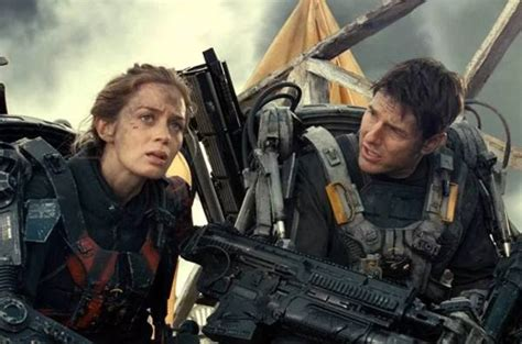 Edge of Tomorrow Quotes - 'You have to die, every day ...