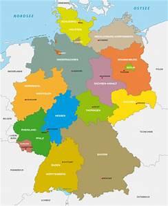 Rauchmelderpflicht Niedersachsen Welche Räume : abk rzungen der bundesl nder in deutschland tabelle giga ~ Bigdaddyawards.com Haus und Dekorationen