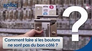 Le Poignet De La Porte : inverser les boutons de condamnation d condamnation sur ~ Dailycaller-alerts.com Idées de Décoration