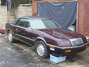 Lebaronchick87 1989 Chrysler Lebaron Specs  Photos