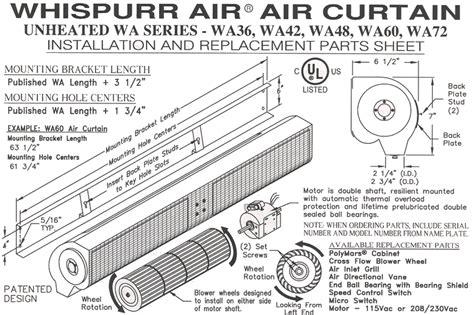 mars air curtain wiring diagram mars air curtain wiring diagram air bag system diagram