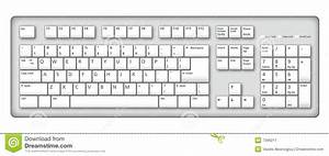 Keyboard clipart laptop computer - Pencil and in color ...