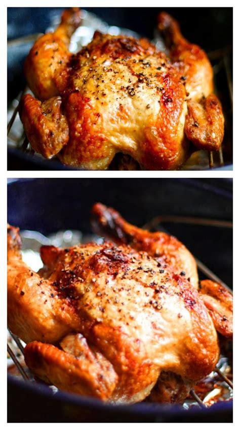 crispy roasted chicken recipe chicken recipes garlic