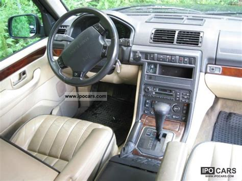 land rover range rover  dse climate control