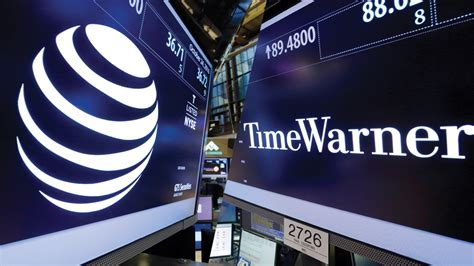 AT&T - Time Warner merger opposed by Trump