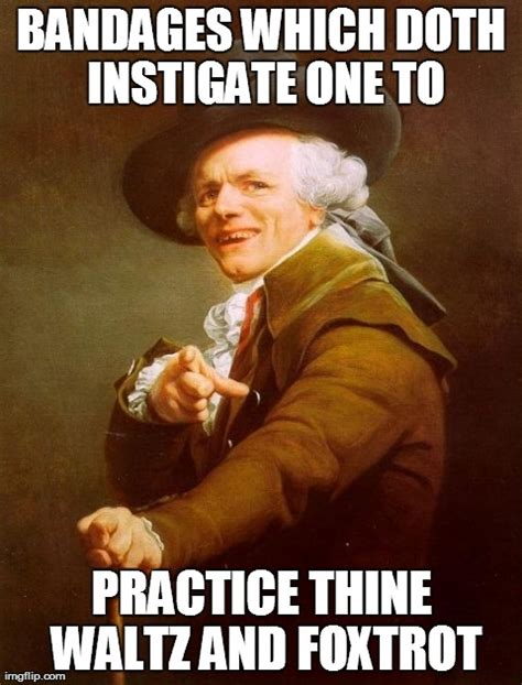 Bands Make Her Dance Meme - bands a make her dance imgflip