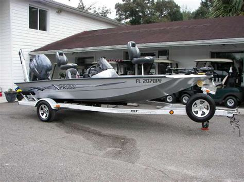 Xpress Bass Boats Dealers by 2011 Used Xpress H17 Bass Boat For Sale High Springs Fl