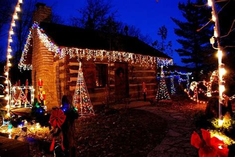 christmas lights in ohio the 13 best most incredible christmas light displays in ohio