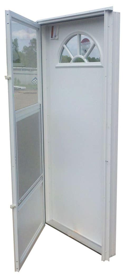 32x72 Aluminum Door Fan Window Rh For Mobile Home