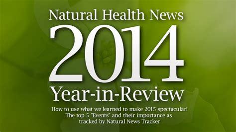 Best Health News Health News 2014 Year In Review How To Use What