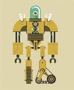17 Best Images About Robots On Pinterest