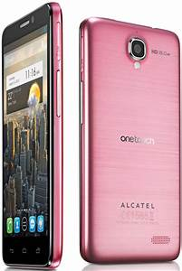 alcatel One Touch Idol pictures, official photos