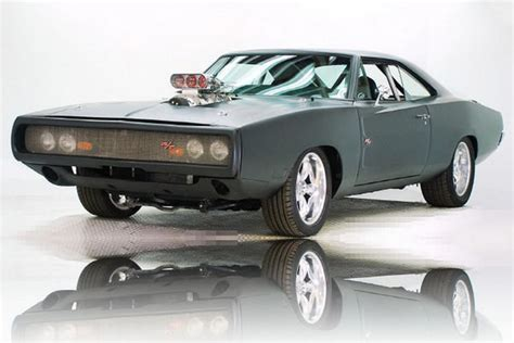Vin Diesel Fast And Furious Car by Vin Diesel S 1970 Dodge Charger Rt Quot Fast And Furious Quot Car