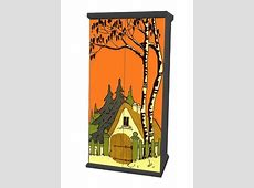 New Clarice Cliff design Art Deco painted beds & wardrobes