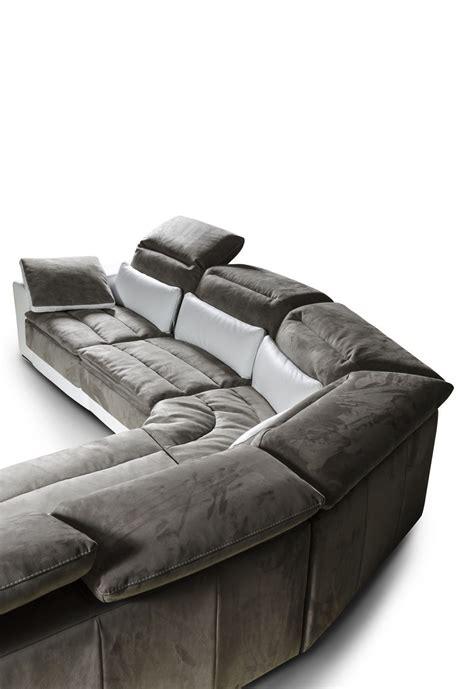 canape cuir et tissu canapé d angle cuir et tissu idées de décoration