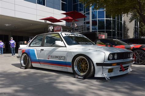 First photos from the 2019 SEMA Show | Rare Car Network