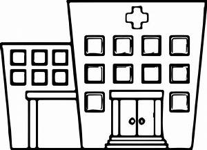 100+ [ Hospital Coloring Pages ]   107 Best Kid U0027s ...