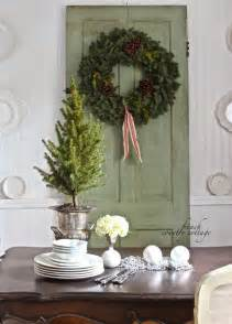 french inspired christmas decor french country cottage