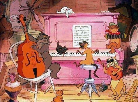 los dibujos animados mas musicales musicopolix