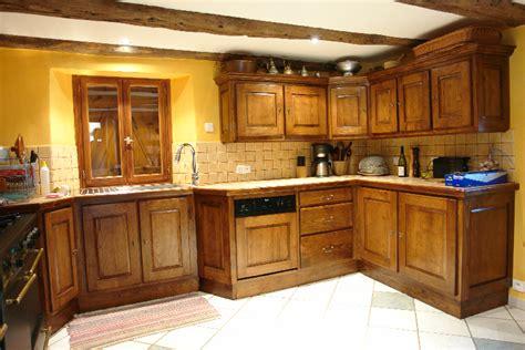 meuble de cuisine sur mesure cuisine en image