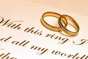 obscenity or on why i discourage people from writing With wedding ring writing