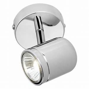 Endon lighting morgan single light wall or ceiling fitting