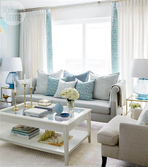 ocean blues home decor inspiration ideas
