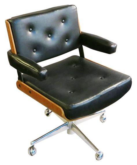 fauteuil de bureau design chaise bureau vintage