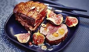 Accompagnement Pour Magret De Canard : recette r ti de magret de canard figues abricots recettes les plats picard ~ Melissatoandfro.com Idées de Décoration