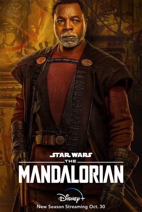 The Mandalorian Season 2 Character Posters Revealed ...