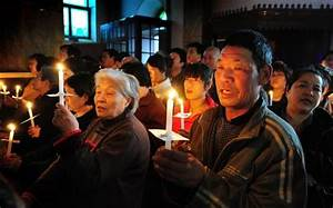 Chinese government to impose own version of Christianity ...