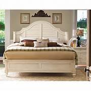 Paula Deen Bedroom Furniture by Paula Deen Home Steel Magnolia Panel Bed Beds At Hayneedle