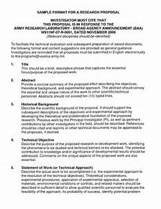 Format Of A Research Proposal 20 Page Essay Format Of A Research