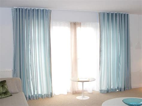 Blue Curtain Tracks, Ceiling Curtain Track And How To Make Curtains Fire Retardant Seashell Shower Curtain Walmart Windows Drapes And Painted Beaded Beads For Doorways Free Clean Fabric Print