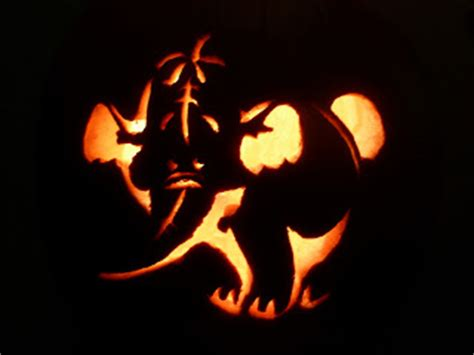 Winnie The Pooh Pumpkin Carving Templates by Pumpkin Carving Templates