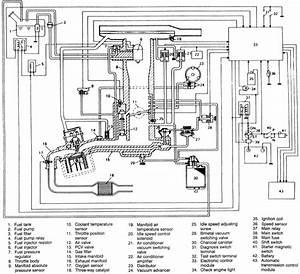 91 Lsi Convertable  Shocks And Vacuum Hose Chart
