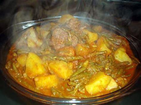 cuisiner les haricots verts image gallery les recettes algerienne