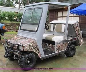 2002 Club Car Carry All 1 Golf Cart
