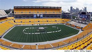Heinz Field Seating Chart Rows Images