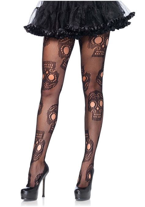 one day s day of the dead tights 46761