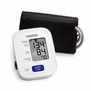 Omron U00ae Upper Arm Blood Pressure Monitor