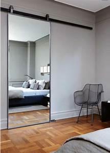 Grand Miroir Design : quel miroir dans une chambre d 39 adulte contemporaine ~ Teatrodelosmanantiales.com Idées de Décoration
