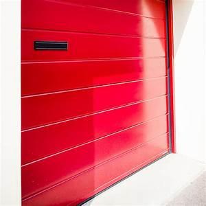 Prix Porte De Garage Sectionnelle : porte de garage sectionnelle ~ Edinachiropracticcenter.com Idées de Décoration
