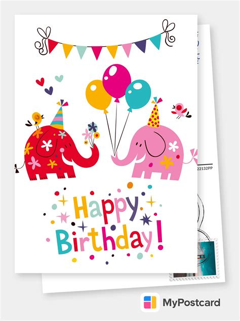 Create Your Own Happy Birthday Cards | Free Printable ...
