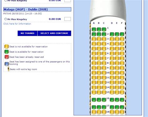 siege avion ryanair raquel ritz travel ryanair extends reserved seating to