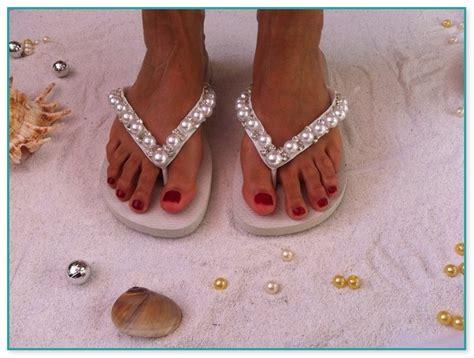 flip flops mit perlen flip flop mit perlen
