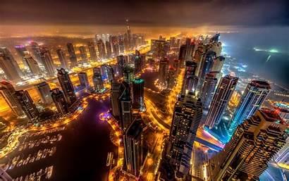 Dubai Eye Skyscraper 4k Bird Wallpapers Birds